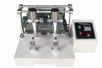 China Electric Dyed Fabric Leather Rubbing Discoloration Testing Machine supplier
