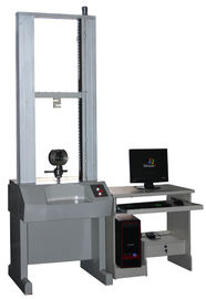 China 500 - 2000Kg Capacity Double Column Tensile Testing Equipment Tension Testing Machine supplier