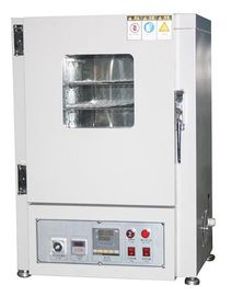 China Rapid Heating Industrial Drying Ovens Full Automatic High Temperature Vacuum Drying Oven supplier