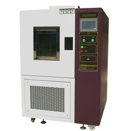 China High Low Temperature Environmental Test Chamber For Battery Rubber And Plastic supplier