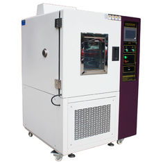 China PLC Control Environmental Test Chamber High Low Temperature Rapid Heating Colding Impact supplier