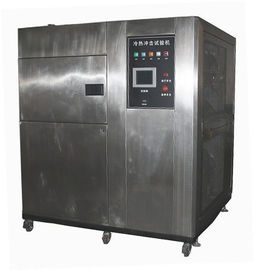 China Electronic Lab Test Equipment Fast Change Temperature Cold Thermal Shock Test Chamber Environmental Chamber supplier