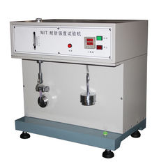 China MIT Folding Resistance Electrical Test Equipment For Paperboard supplier
