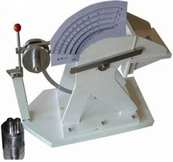 Board Puncture Resistance Paper Testing Equipments 300 Mm×300 Mm