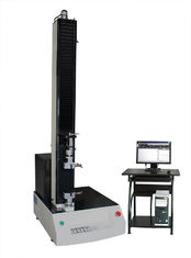 China Computer Control Tensile Strength Testing Equipment with Servo Motor and Software for Fabric / Leather supplier