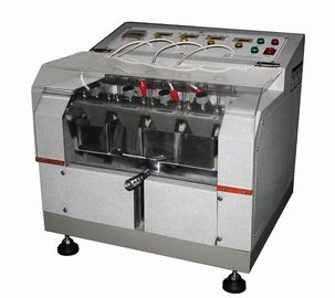 China Shoe Upper Leather Dynamic Water Resistance Tester with 6 Stations for ASTM D2099 supplier