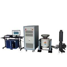 China Electromagnetic Battery Vibration Testing Machine With Digital Computer Display supplier
