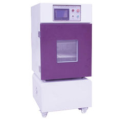 China PLC Integrated Touch Screen Display Over Pressure Protection Low Pressure Altitude Battery Lab Testing Machine supplier