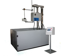 China Height 1500 mm Electric Control Power Battery Free Drop Impact Tester Carton Box Drop Testing Machine supplier