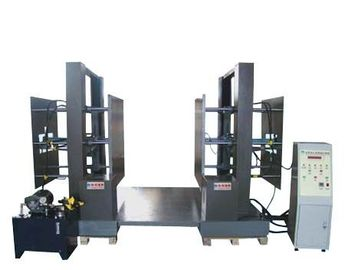 China Microcomputer Paper Testing Equipments Carton Clamping Resistance Testing Machine supplier