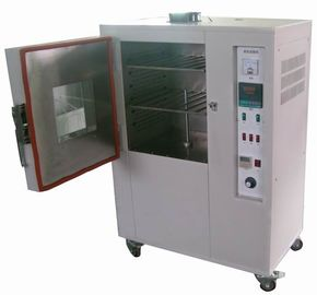 China Stainless Steel Paper Testing Equipments Anti - Yellowing Aging Test Chamber supplier
