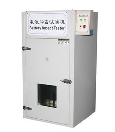 China Remote Control Battery Impact Testing Machine / Free Drop Impact Testing Equipment supplier