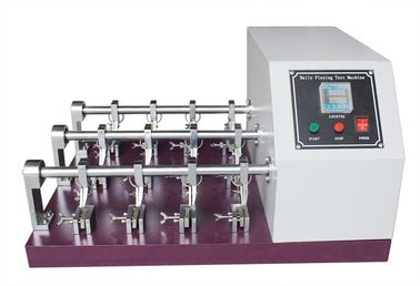 China Lab Testing Equipment BALLY Flexometer Leather Flexing Tester Shoe Upper Testing Machine For SATRA supplier