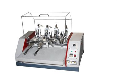 China SATRA TM 92 Standard Finished Shoes Bending Footwear Flexing Lab Universal Testing Equipment Machine supplier