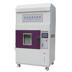 China IEC62133 Laptop Battery Testing Equipment , Lithium Battery Washing Test Machine supplier