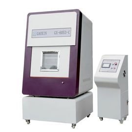 China UL 1642 PLC Touch Screen Lithium-on Battery Projectile Burning Resistance Testing Machine supplier
