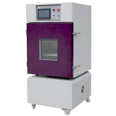 China UN 38.3 Rev. 6 Altitude Simulation PLC Touch Screen Battery Low Pressure Test Chamber supplier