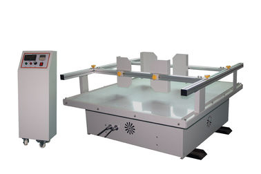 China Mechanical Shaker Transport Simulation Vibration Testing Machine For Midea Home Appliances supplier