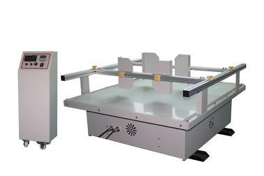 China Mechanical Shaker Transport Simulation Vibration Testing Machine For Midea Home Appliances supplier