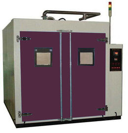 China Temperature Fast Change Large Capacity Battery Pack Salt Spray Test Machine supplier