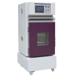China High Temperature Short Circuit Battery Testing Equipment For IEC 62133 UL 1643 supplier