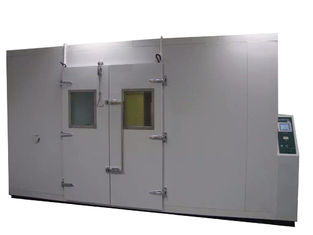 China Programmable Climate Test Walk In Environmental Chamber Test Material Performance supplier