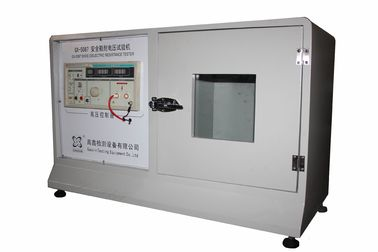 China Industry Insulated Shoes High Voltage With Standing Resistance Testing Machine supplier