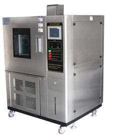 China Programmable Environmental Test Equipment Temperature Humidity Test Chamber supplier