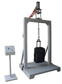 China Professional Luggage testing machine for oscillating impact , 220V / 50HZ supplier
