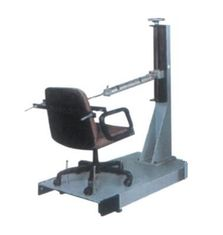 China Office Funiture Tester Back Impact Tester Chairs Backrest Durability Testing Machine supplier