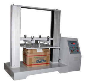 China Micro - Computer Control Paper Testing Equipments Instruments Carton Package supplier