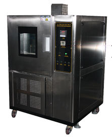 China ASTM D 1790 Low Temperature Test Chamber Flexing Tester for Leather Cold Insulation Test supplier