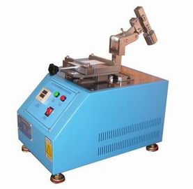 China IULTCS Leather Rubbing Color Fastness Tester supplier