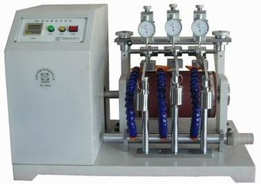 China NBS Rubber Abrasion Resistance Testing Equipment with LCD Display,#304 stainless steel supplier