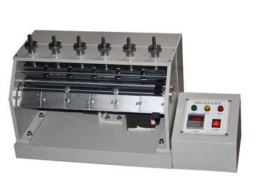 China Flexing Resistance ROSS Rubber Testing Equipment For Shoe Sole , ASTM Standard supplier