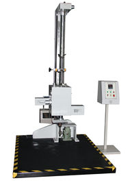 China 1 - 2 Meter Single Column Electromagnetic Type Power Battery Drop Free Testing Machine Carton Free Drop Tester supplier