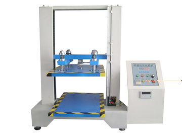 China High Capacity Electronic Compression Resistance Tester For Paper Box supplier
