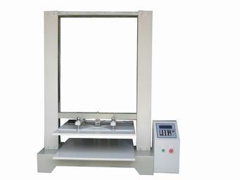 China Electronic Paper Testing Equipments , Carton Box Compression Resistance Tester supplier
