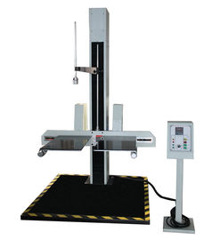 China Digital Display Economical Drop Tester For Packaging Double Wing Type supplier