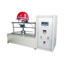 China High Accuracy LED Display Helmet Testing Equipment For Chin Strap Strength Test supplier