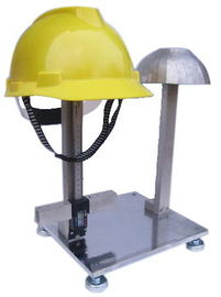 China Simple Style Helmet Testing Equipment for Wearing Height Measuring Vertical Spacing supplier