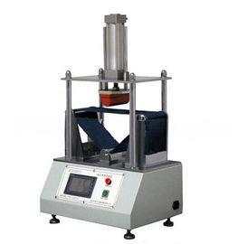 China Cylinder drive Mobile Phone Testing Equipment For soft pressure test supplier