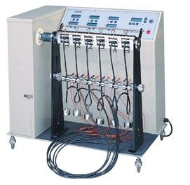China UL817 Standard Intelligent Vertical Plug Bending Testing machine with Servo Motor supplier