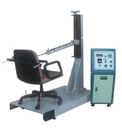 China Professional Durability Office Chair Testing Machine With Micro Computer Controller Box supplier
