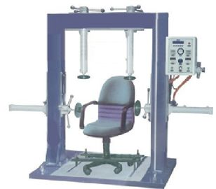 China vertical / horizontal  Chair Armrest Compression Resistance Tester , CNS / QB/T supplier