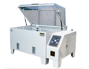 China 480 L Three Layer Touch Screen Environmental Test Chamber Programmable Smart Salt Spray Test Chamber supplier