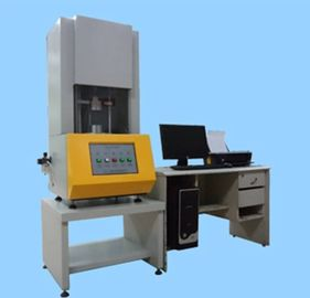 China Industrial Rubber Testing Equipment MDR Rheometer With ASTM D5289 / ISO 6502 supplier