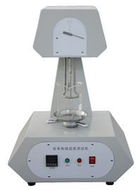 China Leather Shrinkage Performance High Temperature Determination Testing Machine supplier