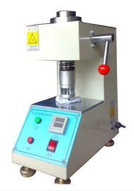 China Electrical Fastness Leather Testing Equipment Rubbing Crock Meter BS 1006 Standard supplier