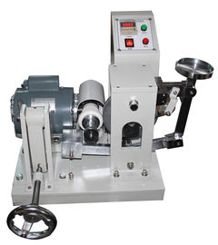 China AKRON Abrasion Footwear Testing Equipment / Testing Machine For Footwear Test supplier